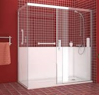 Douche plain-pied : l'installation d'une douche italienne