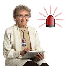 Les alarmes pour les seniors