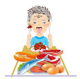 La nutrition des seniors