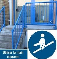 Accessibilité senior: Installation de maintiens ,mains courantes, barre d'appui, poignées de portes adaptées
