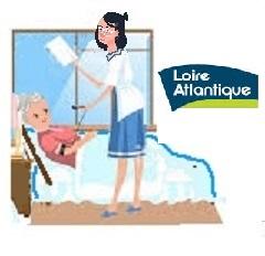 Service d'aide pour les personnes âgées dans la Loire-Atlantique