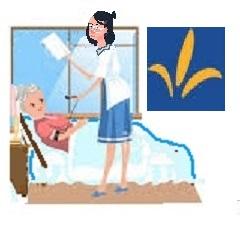 Service d'aide pour les personnes âgées dans le Loiret