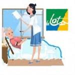 Service d'aide pour les personnes âgées dans le Lot