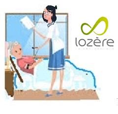 Service d'aide à domicile seniors dans le département de la Lozère