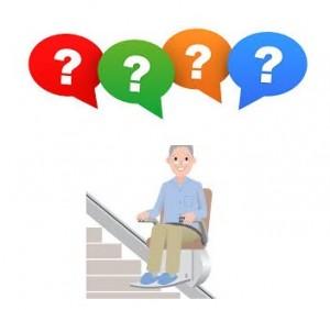 Comment fonctionnent les monte-escaliers électriques?