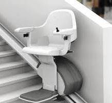 Monte escalier HAWLE