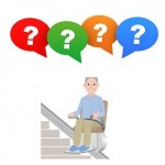 Quelles sont les options d'un siège monte-escalier?