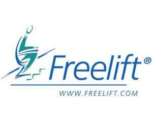 Monte-escalier Freelift